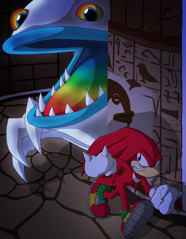 Sonic: King Boom Boo by Lifefantasyx