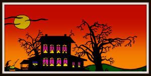 Trenton's Halloween by Jamie-Nicole