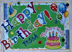 Tessa's Birthday