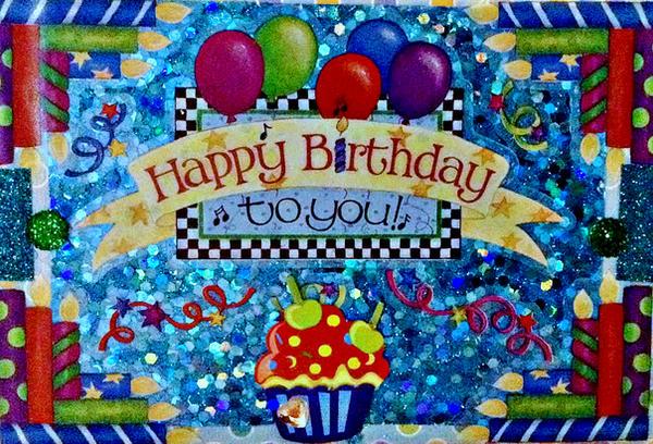 Happy Birthday To My Friends! by Jamie-Nicole