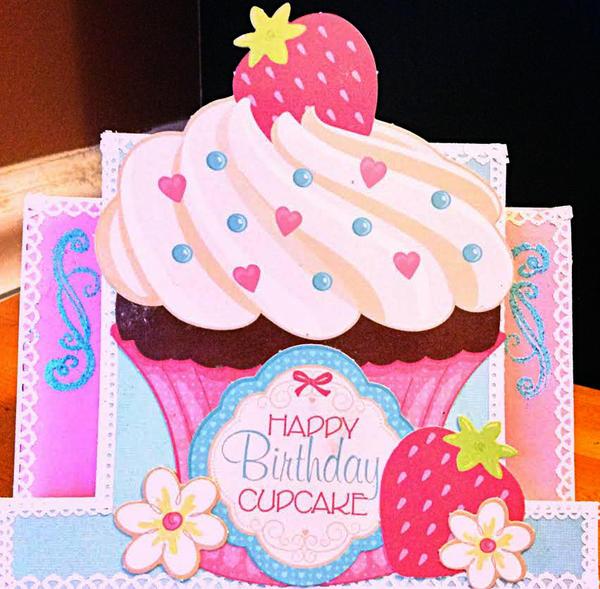 Cupcake Birthday by Jamie-Nicole