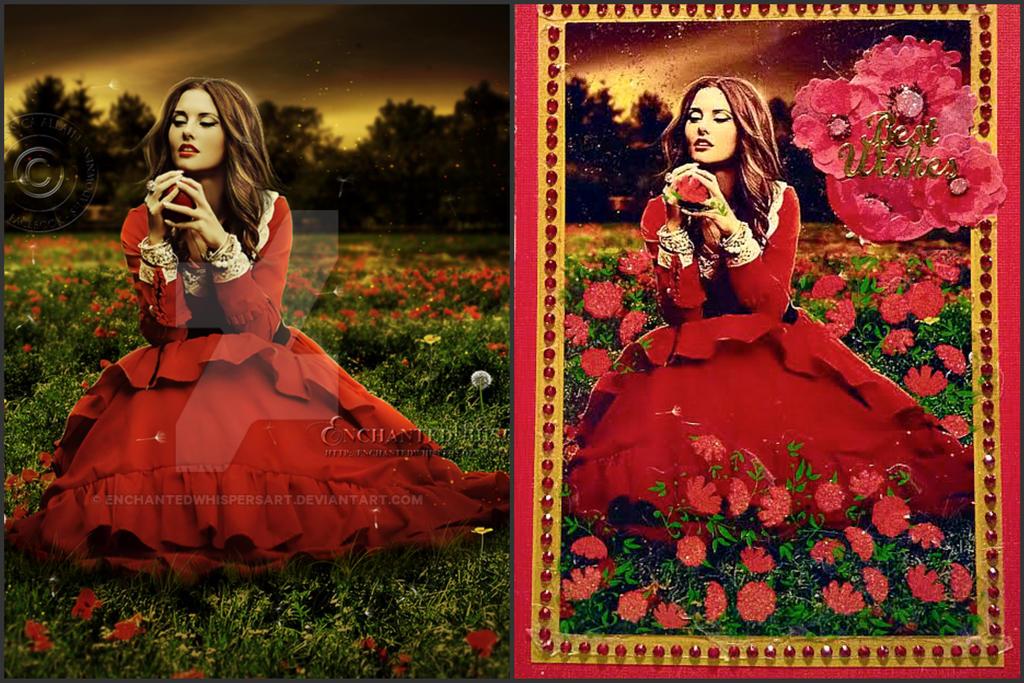 Poppy Fields by Jessica Allain by Jamie-Nicole on DeviantArt