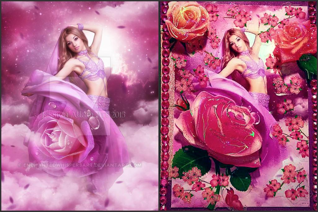 Bloom by Jessica Allain by Jamie-Nicole on DeviantArt