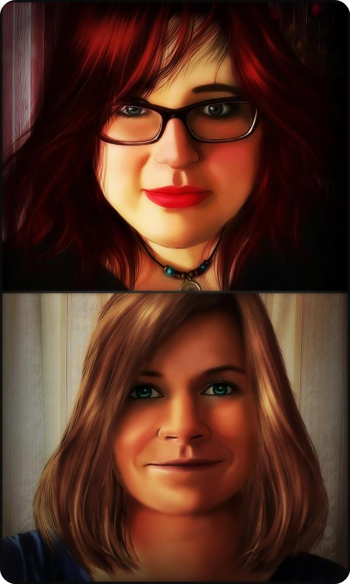 Sisters by Jamie-Nicole