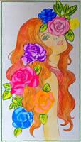 Roses by Jamie-Nicole
