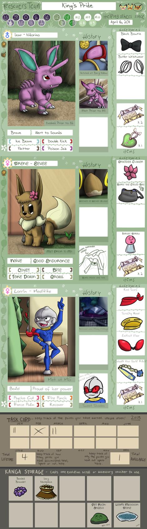 King's Pride App 2.0 by Nacome