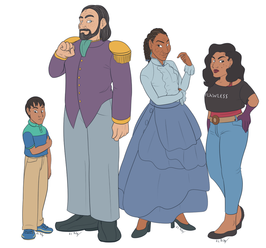 The Rothschild Family by Nacome