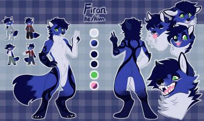 [CM] Firanwolf 02 by Lunaris21
