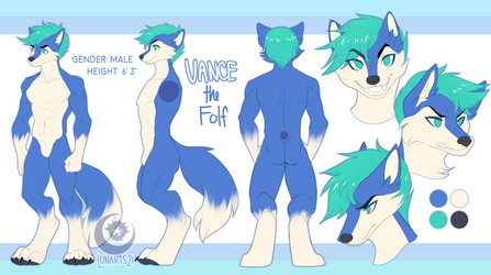 [CM] Vance by Lunaris21
