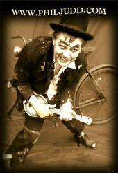MR PHUDD my musical persona