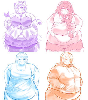 Fatty Femboys