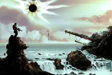 Nu-Earth by JonGibbons