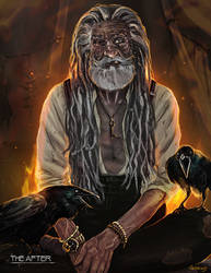 Old Man Crow by JonGibbons