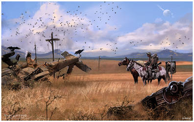 Return of the Horse by JonGibbons