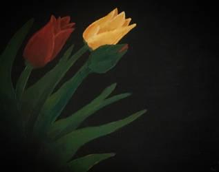 Tulips by xXxNeonSoundxXx