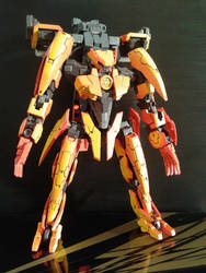 Formula Skell Xenoblade Chronicles X WIP by LoonyLunie