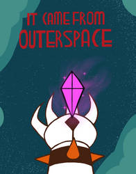It Came From Outer Space - Poster by Teargass1234