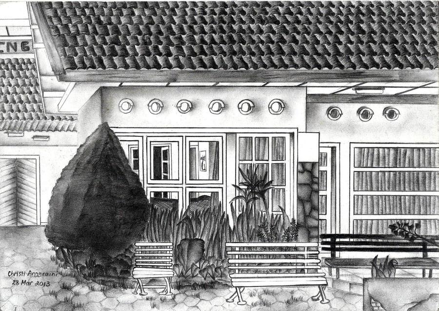 Home Sweet Home by christi0anggraini