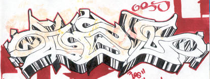 Graffity by djles