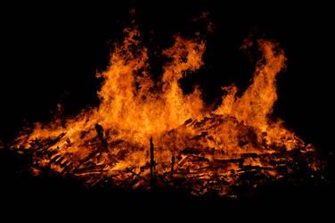 Fire Stock 3 by Zuziza