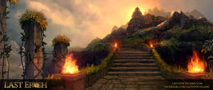 Temple of Eterra Day by ashihmin