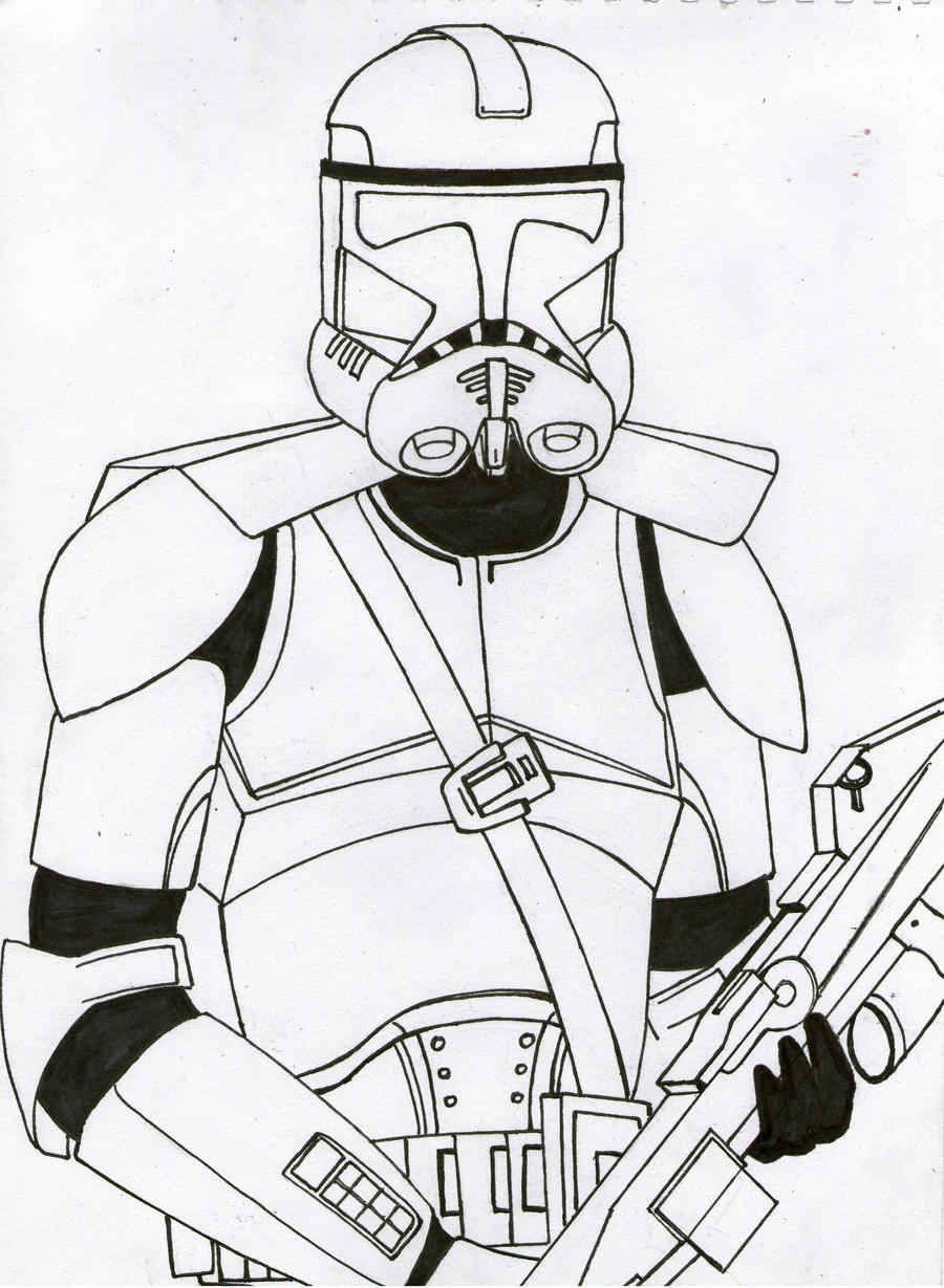 galactic marine clone trooper unfinished teaser by funtimes on