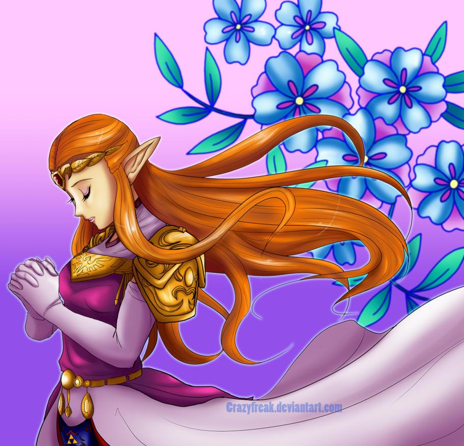 Zelda by crazyfreak