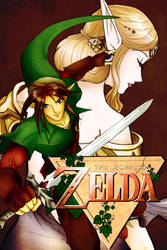 ZeldAnime cover by crazyfreak