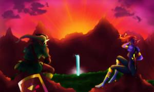 Zeldanime Land of the legends