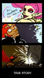 Zelda oot, true story. by crazyfreak