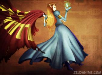 The Jewel of Hyrule by crazyfreak
