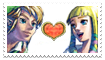 Skyward Sword ZeldaxLink