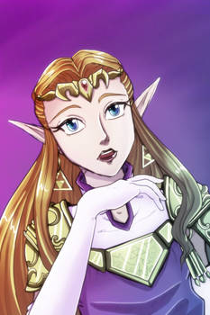 Princess Zelda 2013