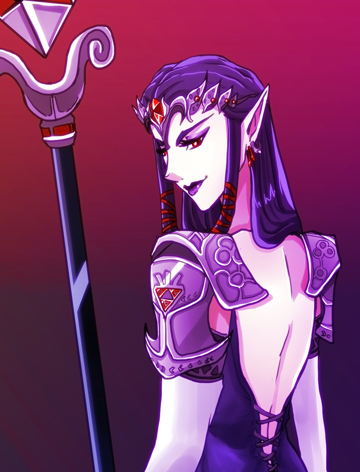 Princess Hilda from Twilight Princess