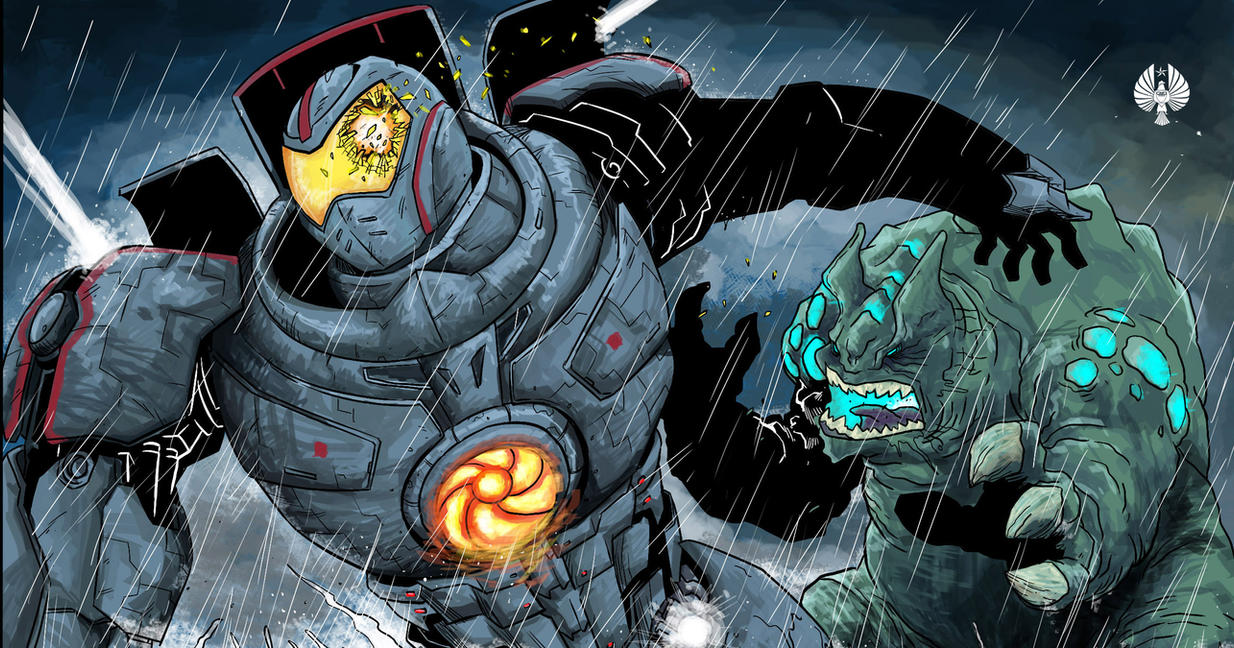 Gypsy danger fight! by ultrachicken on DeviantArt
