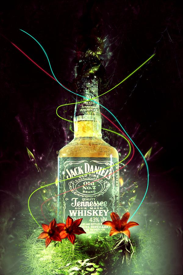 Jack Daniels by sergo321 on DeviantArt