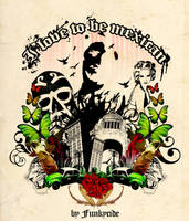 I love 2 b mexican by funkycide