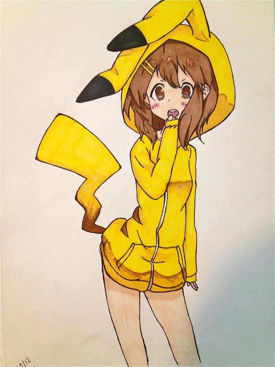 Pikachu hoodies