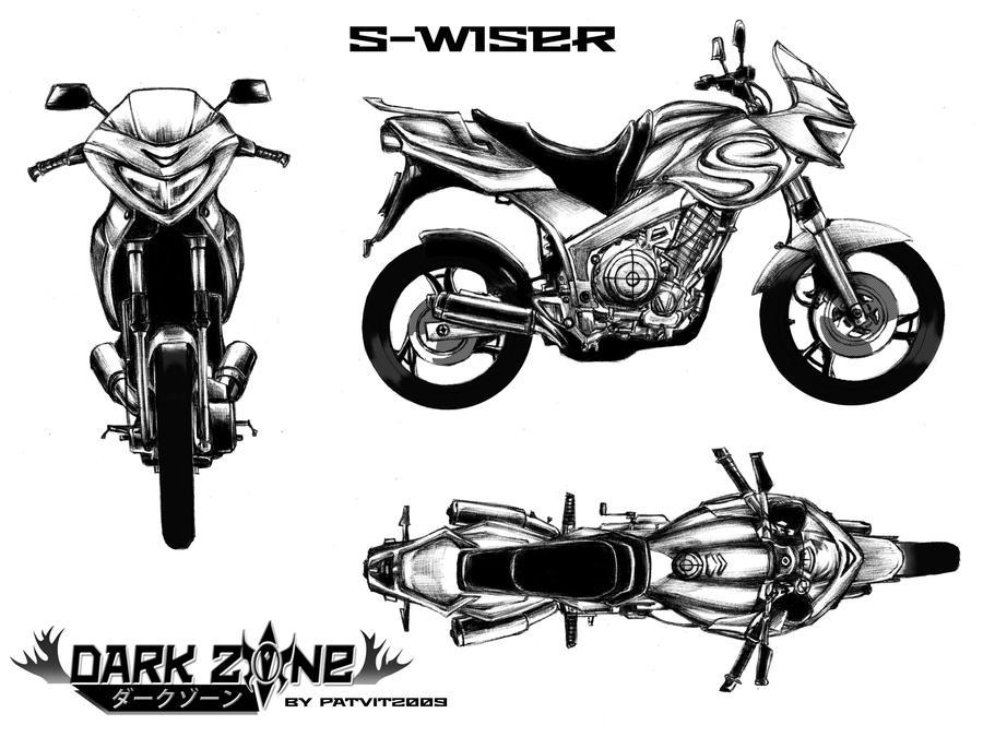 Dark Zone: S-Wiser by PATVIT2009