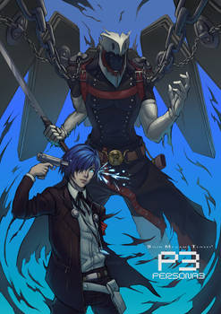 Persona 3 Protagonist