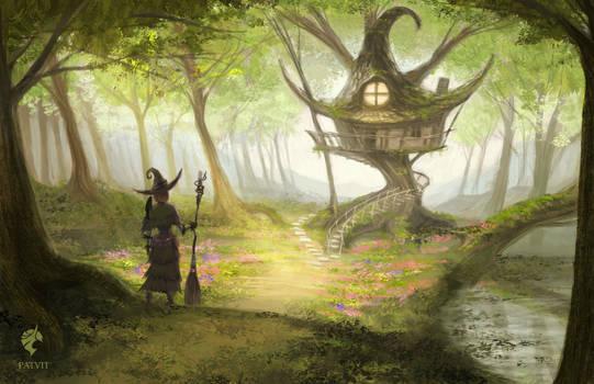 Cecilia's Tree House