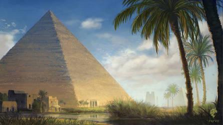 Egypt Environment by PATVIT