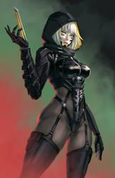 Raven (Commission)