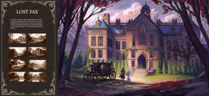 Lost Fae: The Mansion