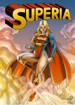 Superia arrives for fire rescue