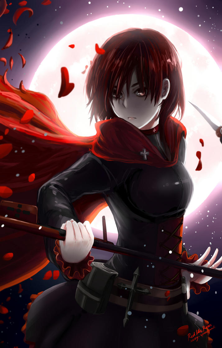 Red Riding Hood Ruby OUAT by callyrose on DeviantArt  |Ruby Red Fan Art