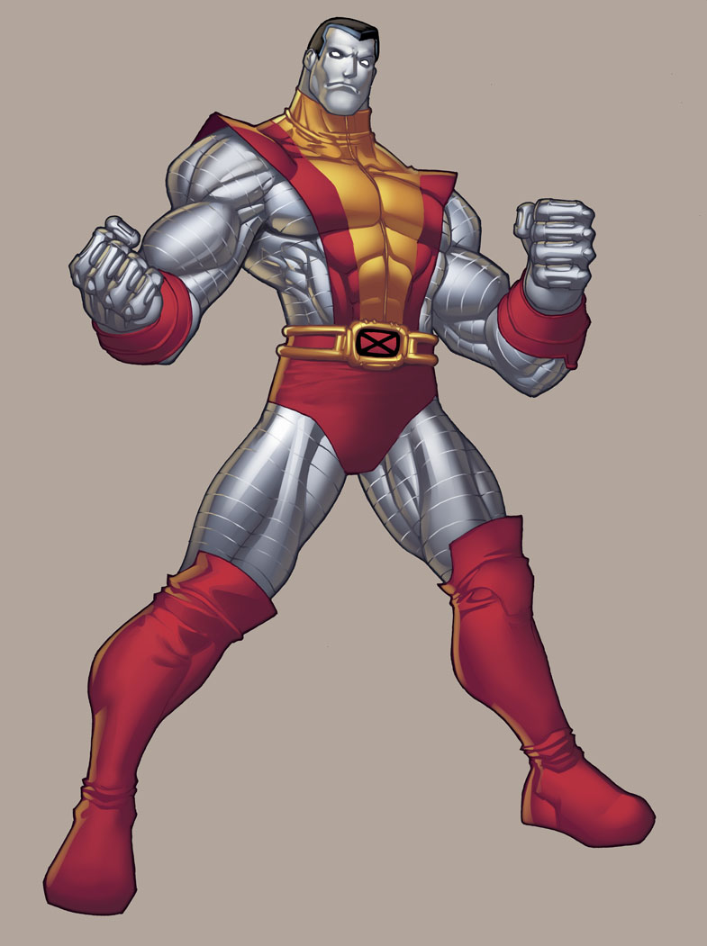 colossus marvel x men - photo #6