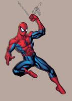 Spiderman. by RyanKinnaird