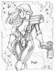 Judge Anderson by RyanKinnaird