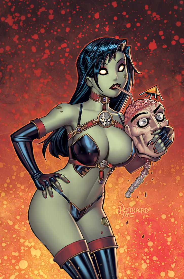 ZOMBIE TRAMP cover by RyanKinnaird